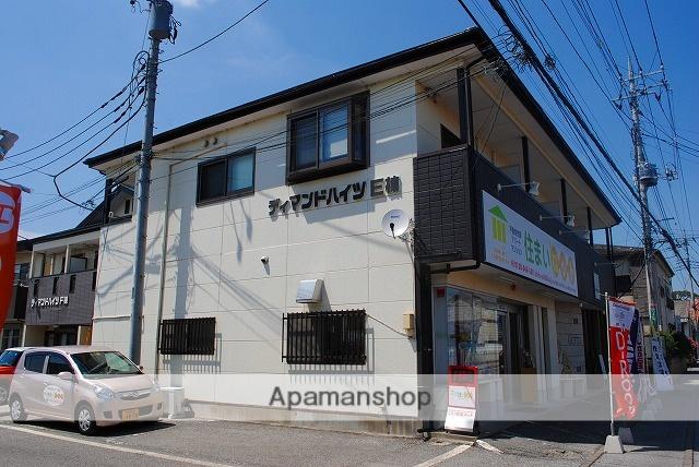 栃木県宇都宮市、江曽島駅徒歩15分の築24年 2階建の賃貸アパート