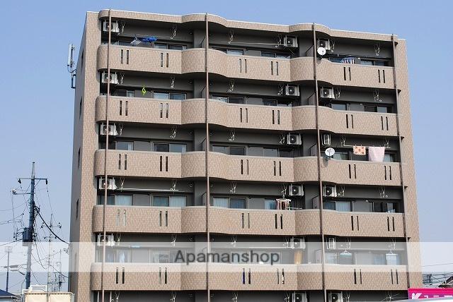 栃木県宇都宮市、雀宮駅徒歩4分の築10年 6階建の賃貸マンション