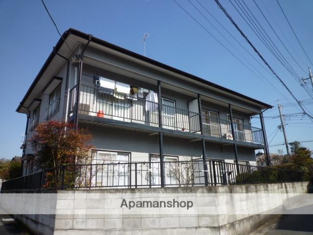 栃木県宇都宮市、江曽島駅徒歩7分の築28年 2階建の賃貸アパート