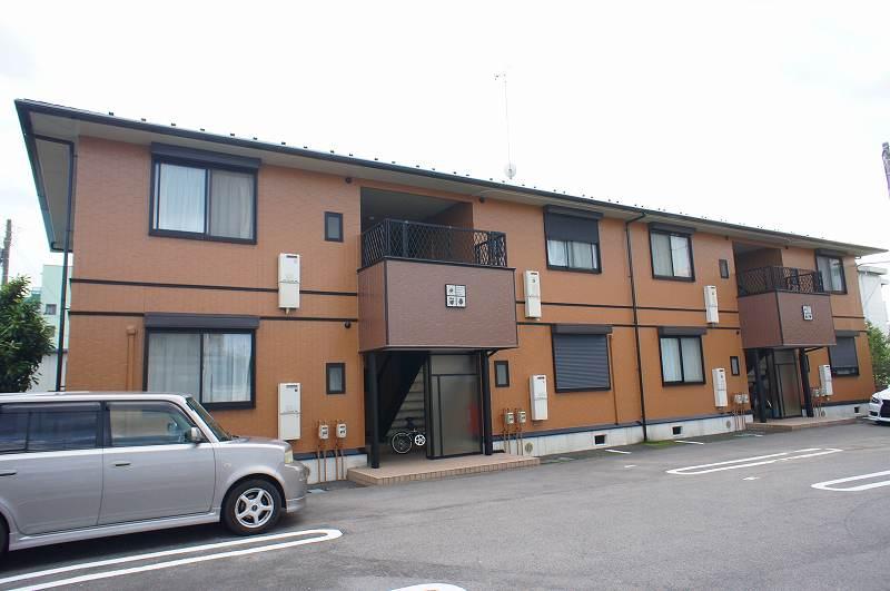 栃木県宇都宮市、雀宮駅徒歩7分の築16年 2階建の賃貸アパート