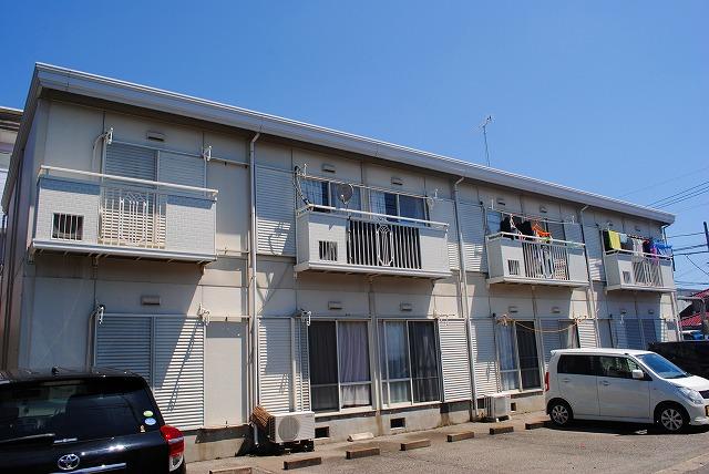 栃木県宇都宮市、江曽島駅徒歩25分の築27年 2階建の賃貸アパート