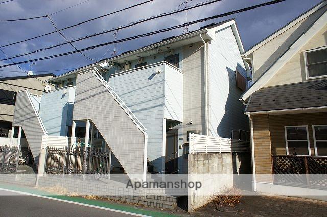 栃木県宇都宮市、雀宮駅徒歩17分の築26年 2階建の賃貸アパート