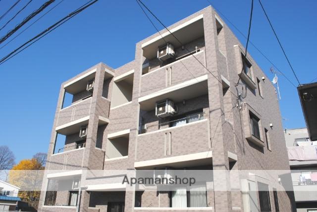 栃木県宇都宮市の築12年 3階建の賃貸マンション