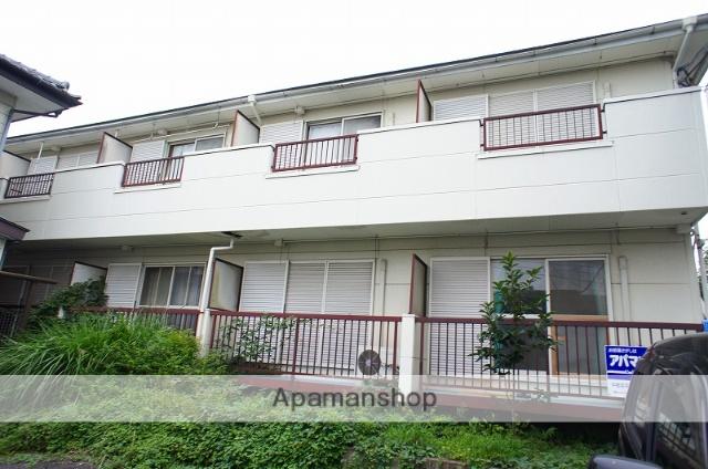 栃木県宇都宮市、江曽島駅徒歩20分の築27年 2階建の賃貸アパート