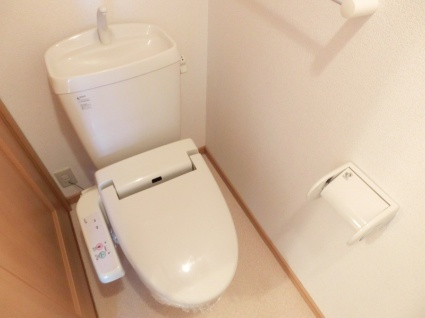 メゾン・セレノB[1LDK/45.12m2]のトイレ