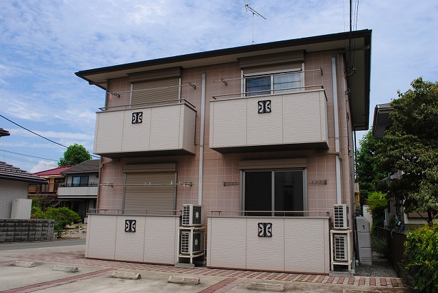 栃木県宇都宮市、鶴田駅徒歩7分の築9年 2階建の賃貸アパート