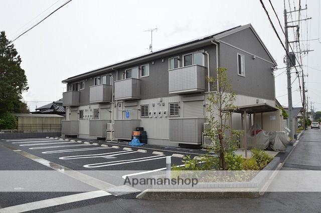 栃木県宇都宮市、岡本駅徒歩23分の築3年 2階建の賃貸アパート