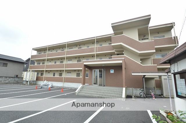 栃木県さくら市、氏家駅徒歩18分の築9年 3階建の賃貸マンション