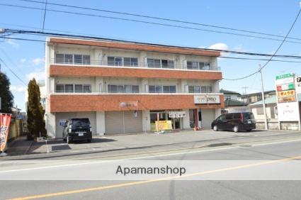 栃木県宇都宮市、岡本駅徒歩2分の築29年 3階建の賃貸マンション