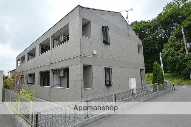 栃木県さくら市、宝積寺駅徒歩35分の築7年 2階建の賃貸アパート