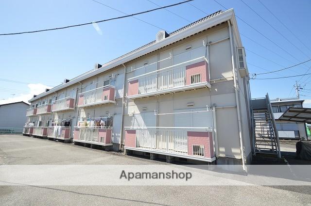 栃木県塩谷郡高根沢町、宝積寺駅徒歩20分の築25年 2階建の賃貸アパート