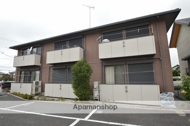 栃木県宇都宮市、宇都宮駅徒歩70分の築13年 2階建の賃貸アパート