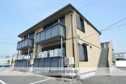 栃木県宇都宮市、岡本駅徒歩25分の築13年 2階建の賃貸アパート