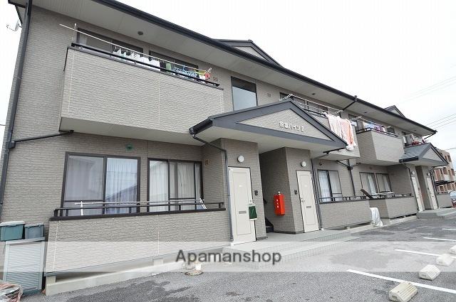 栃木県宇都宮市、岡本駅徒歩8分の築14年 2階建の賃貸アパート
