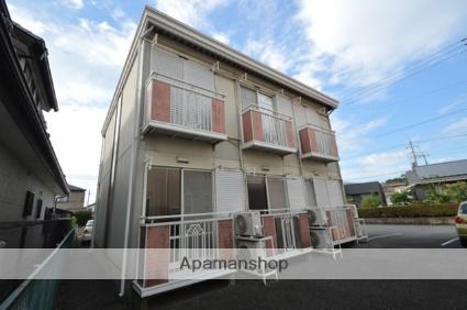 栃木県宇都宮市、岡本駅徒歩30分の築25年 2階建の賃貸アパート