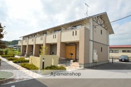 栃木県宇都宮市、宇都宮駅徒歩180分の築4年 2階建の賃貸テラスハウス