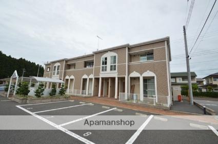 栃木県宇都宮市、宇都宮駅徒歩160分の築5年 2階建の賃貸アパート