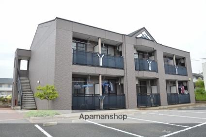 栃木県さくら市、氏家駅徒歩34分の築12年 2階建の賃貸アパート