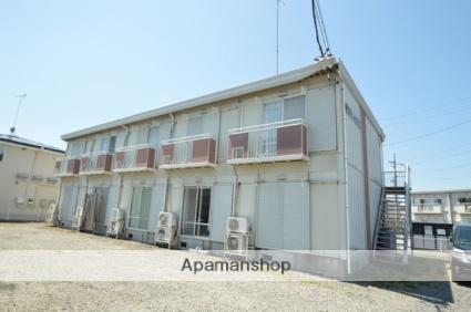 栃木県塩谷郡高根沢町、宝積寺駅徒歩8分の築24年 2階建の賃貸アパート