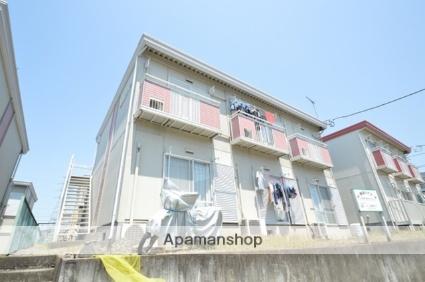 栃木県塩谷郡高根沢町、宝積寺駅徒歩50分の築27年 2階建の賃貸アパート