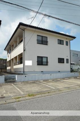栃木県塩谷郡高根沢町、宝積寺駅徒歩20分の築21年 2階建の賃貸アパート