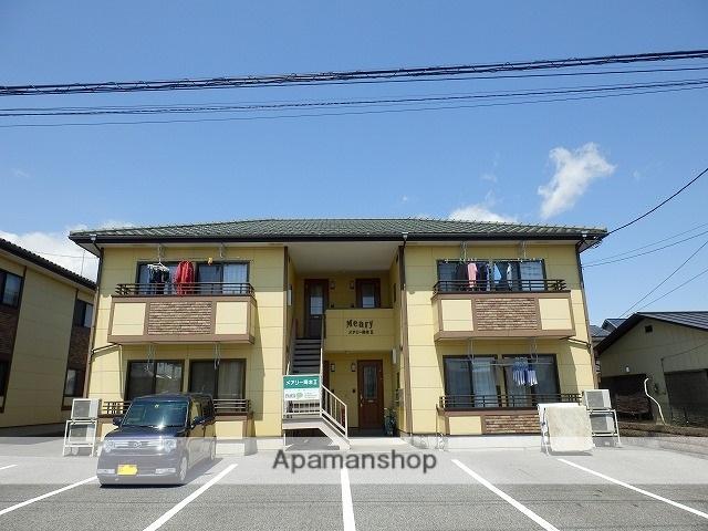栃木県宇都宮市、宇都宮駅徒歩80分の築12年 2階建の賃貸アパート