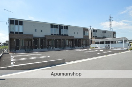 栃木県塩谷郡高根沢町、岡本駅徒歩60分の新築 2階建の賃貸アパート