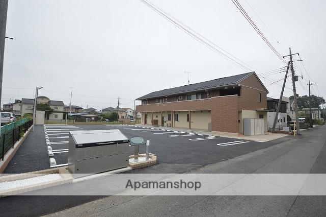 栃木県宇都宮市、岡本駅徒歩17分の新築 2階建の賃貸アパート
