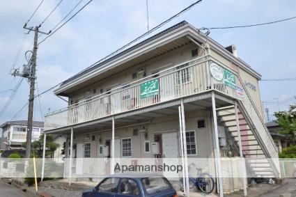 栃木県塩谷郡高根沢町、宝積寺駅徒歩15分の築28年 2階建の賃貸アパート