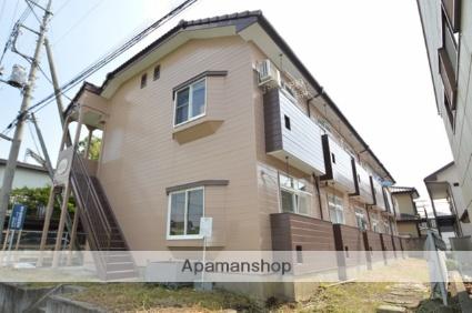 栃木県宇都宮市、宇都宮駅徒歩90分の築26年 2階建の賃貸アパート