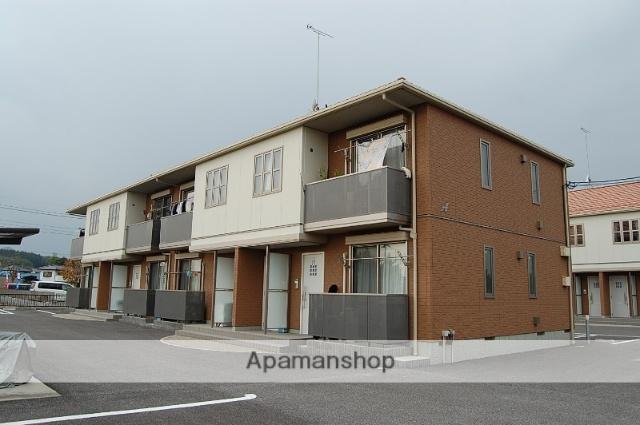 栃木県宇都宮市、宇都宮駅徒歩170分の築7年 2階建の賃貸アパート