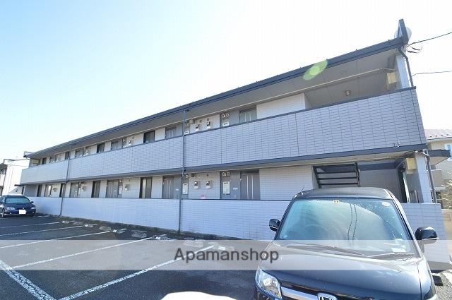 栃木県宇都宮市、岡本駅徒歩10分の築22年 2階建の賃貸アパート