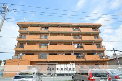栃木県宇都宮市、岡本駅徒歩18分の築27年 5階建の賃貸マンション
