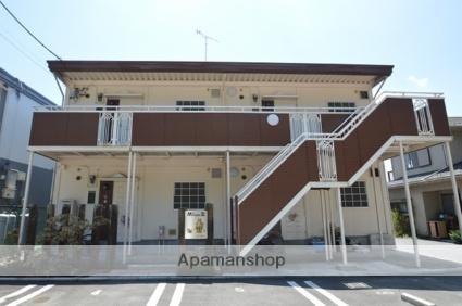 栃木県宇都宮市、宇都宮駅徒歩70分の築28年 2階建の賃貸アパート