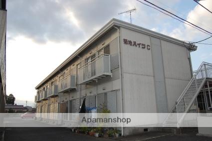 栃木県塩谷郡高根沢町、宝積寺駅徒歩6分の築27年 2階建の賃貸アパート
