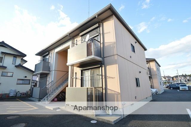 栃木県宇都宮市、宇都宮駅徒歩95分の築12年 2階建の賃貸アパート