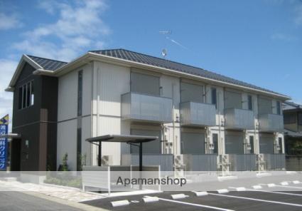 栃木県那須塩原市、西那須野駅徒歩12分の築8年 2階建の賃貸アパート