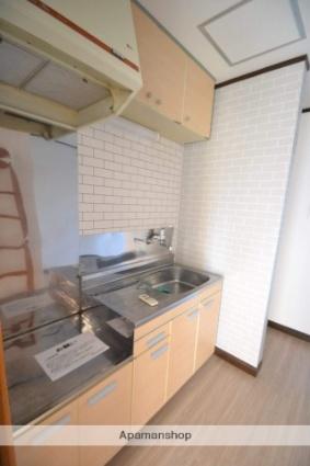 エコーヒルズ[1K/19.87m2]のキッチン