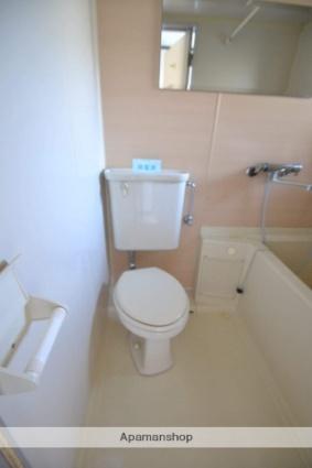 エコーヒルズ[1K/19.87m2]のトイレ