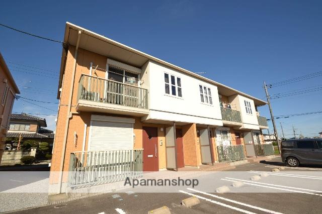 栃木県那須塩原市、西那須野駅徒歩21分の築9年 2階建の賃貸アパート