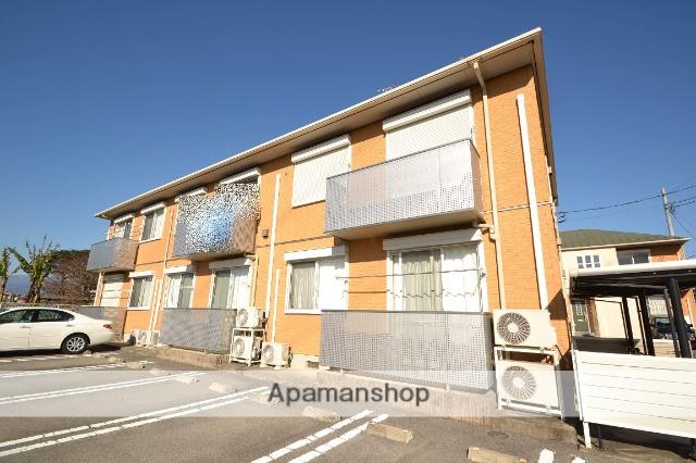 栃木県那須塩原市、西那須野駅徒歩32分の築9年 2階建の賃貸アパート