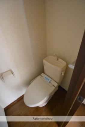 コーポナガイC[1K/28.21m2]のトイレ