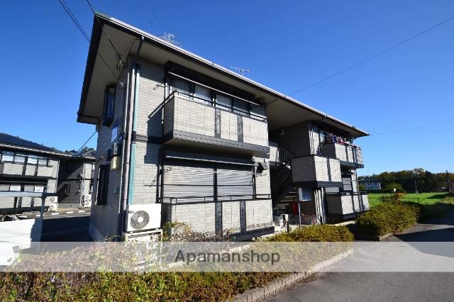 栃木県那須塩原市、西那須野駅徒歩20分の築18年 2階建の賃貸アパート
