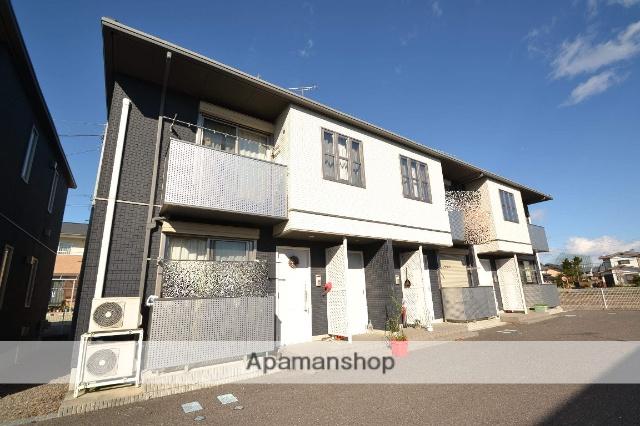 栃木県那須塩原市、西那須野駅徒歩28分の築9年 2階建の賃貸アパート