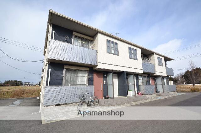 栃木県那須塩原市、西那須野駅徒歩31分の築9年 2階建の賃貸アパート