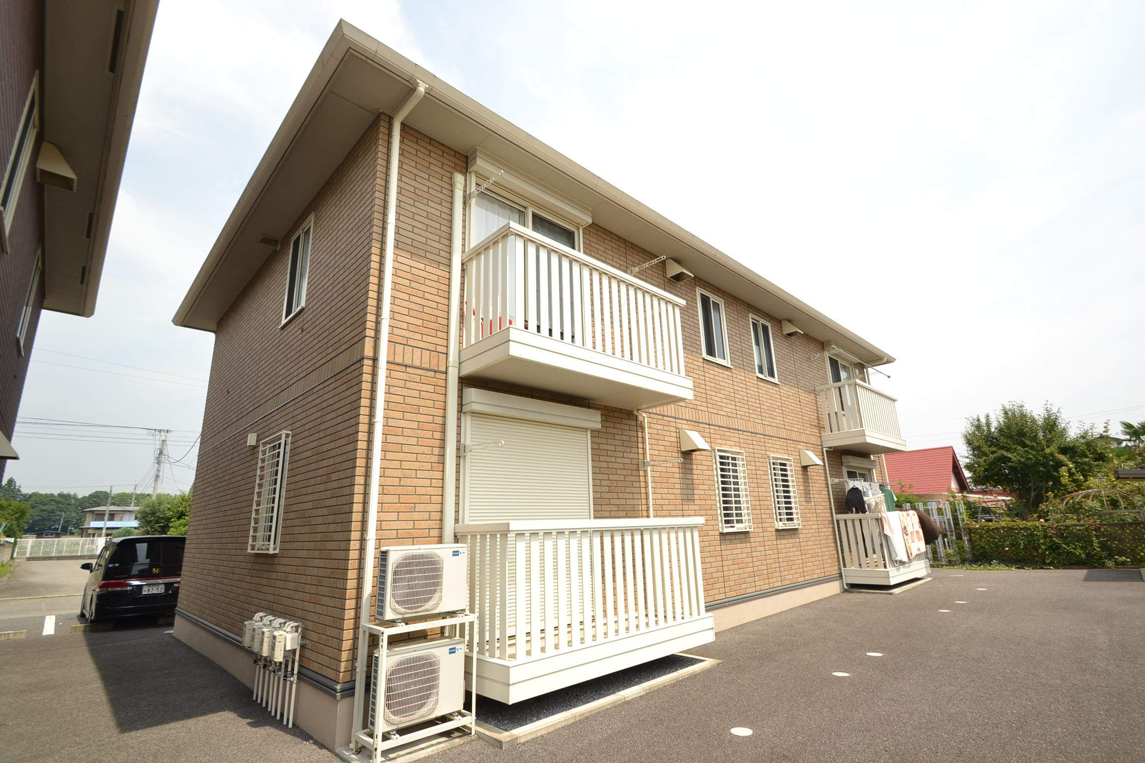 栃木県那須塩原市、西那須野駅徒歩29分の築9年 2階建の賃貸アパート