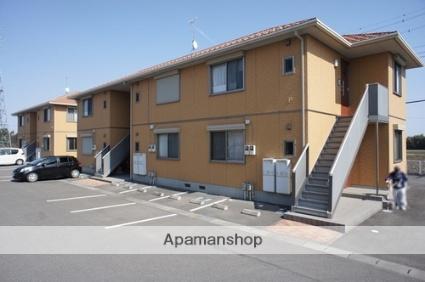 栃木県那須塩原市、西那須野駅徒歩27分の築9年 2階建の賃貸アパート