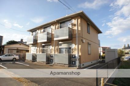 栃木県那須塩原市、西那須野駅徒歩5分の築12年 2階建の賃貸アパート