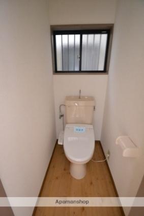 カーサ イソヒ Aタイプ[3K/54.64m2]のトイレ
