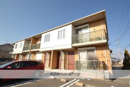 栃木県那須塩原市、西那須野駅徒歩10分の築10年 2階建の賃貸アパート